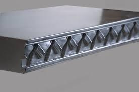 bauhaus artisan cast edge profile in aluminum