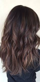 Best 25 Balayage Cheveux Bruns Ideas On Pinterest M Ches