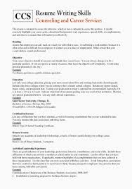 Skill Based Resume Template Beauteous Resume Beautiful Skills Templates Word Skills Based Resume Template