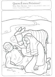 Good Samaritan Bible Story Coloring Pages Good Coloring Page The