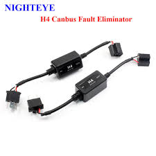 2019 h4 h7 led light canbus wiring harness adapter led headlamps can bus wire harnesses at Can Bus Wiring Harness