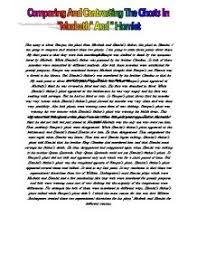 this essay is about banquo the ghost from macbeth and hamlet s  page 1 zoom in