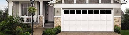 white wood garage door. White Wood Garage Door Model 100 T