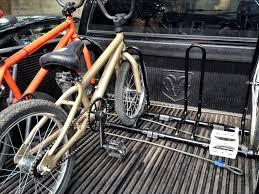 riding bike part 224 saveenlarge diy truck bed bike rack