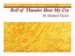 Roll Of Thunder Hear My Cry Symbolism Chart Essay Writing Services In Uk Custom Papers Uk Essay Help