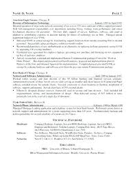 Management Consulting Resume Examples Cv Mmventures Co