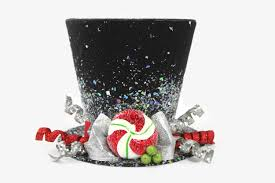 Decorating With Hats Top Hat Etsy