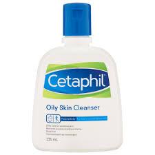 cetaphil oily skin cleanser 235 ml