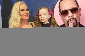 his daughter Chanel Marrow