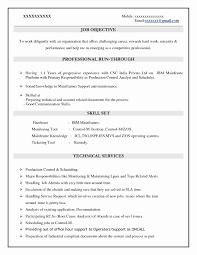 Aba Therapist Resume Sample New Basic Resume Cover Letter Madratco