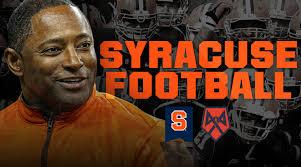 Football Carrier Dome Syracuse University
