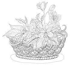 Mandalas Fleurs 68 Mandalas Coloriages Imprimer