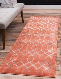 c silver 2 x 10 marilyn monroe glam trellis runner rug area rugs erugs