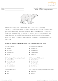 Awesome Collection of Reading Comprehension With Multiple Choice ...