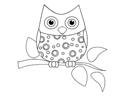 Small Picture Funny Little Owl Coloring Page Coloring Pinterest Owl Craft