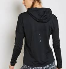 Nike Element Half Zip Size Chart Details About Nike Dry Fit Element Half Zip Running Hoodie Womens Size M L