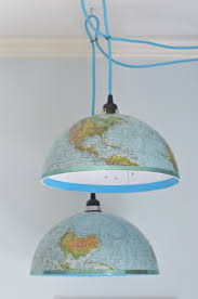 pendant lighting globes. How To Turn A Thrifted Globe Into Pair Of Fun Hanging Pendant Lights. Lighting Globes T