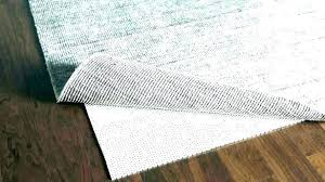 felt vs rubber rug pad super lock natural which side up and goes