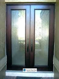 double entry doors with glass wooden front doors with glass double entry doors glass exterior front