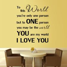 Romantic Bedroom Wall Decor Decorative Wall Art Stickers Picture More Detailed Picture About