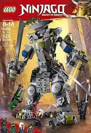 LEGO Ninjago 70658 Oni-Titan: Amazon.de: Spielzeug