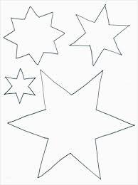 Stern Vorlage Groß Beste Ausmalbild Sterne Als Malvorlage