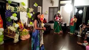 Akshara Dance On Nandinis Baby Shower Song Yeh Rishta Kya Kehlata Baby Shower Dance Songs