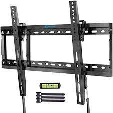 tilt tv wall mount bracket low profile