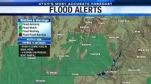 Flash flood for Southern Utah, possible ...