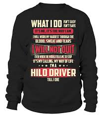 Hilo Driver What I Do T Shirt Teezily