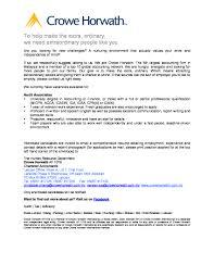 Audit Associate Cover Letter Grasshopperdiapers Com
