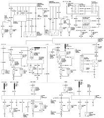 1988 ford mustang radio wiring diagram diagram schematic