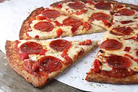pepperoni pizza slice. Fine Slice Itu0027s Naturally Crisp And Crunchy It Holds Together Like A Regular Slice Of  Pizza Actually Tastes The Real Deal So If Youu0027ve Never Had  On Pepperoni Pizza Slice R