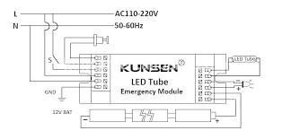 fluorescent tube light wiring diagram for fixture 3 fluorescent tube light wiring diagram emergency linear led lighting ballast battery backup new