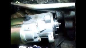 replace the starter motor in a 2001 ford f 150 4x4 w 4 6l engine replace the starter motor in a 2001 ford f 150 4x4 w 4 6l engine
