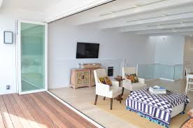 Innovative Folding Patio Doors Panoramic Doors - Bifold exterior glass doors
