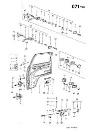 baywindow repair panels cab door handles locks parts