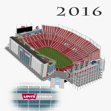 3d Seating Chart San Jose Sharks Movies Bund Levis Stadium 3d Seating Chart