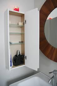 narrow bathroom cabinet by smiod