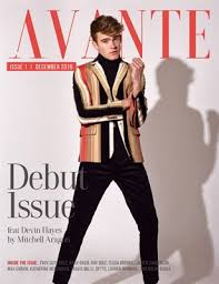Debut Issue (Decembe... | Avante Debut Issue: Devin Hayes Cove… | MagCloud