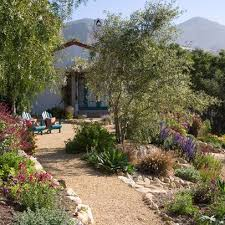 Mediterranean Garden Design Image
