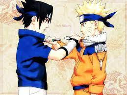 Naruto e Sasuke - Home