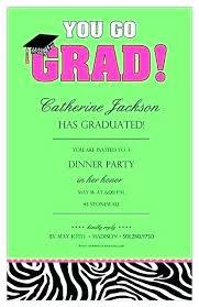 Graduation Lunch Invitation Wording Graduation Lunch Invitation Best Party Dinner Wording Ideas Template