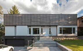 Contemporary Gallery House Designed By Reza Aliabadi KeriBrownHomes - House with basement garage