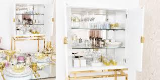 Stauraum Style Weißer Hochschrank Fürs Geschirr Instashop