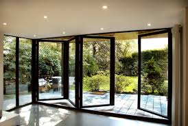 image of folding sliding glass doors awesome sliding barn door hardware on regarding accordion door