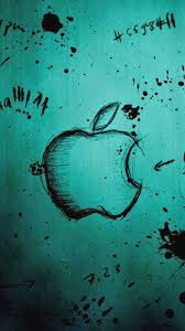 blue apple logo wallpaper. blue apple logo wallpapers iphone 6 | free wallpaper phone in stylish for