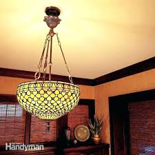 staggering ceiling lights 3 lamp ceiling light how to hang a fixture family chrome effect 5