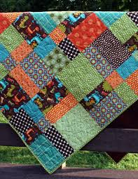 Dinosaurs Quilt Patterns for Boys | boy quilt for toddler bed or ... & Dinosaurs Quilt Patterns for Boys | boy quilt for toddler bed or throw //  dinosaur hopscotch in bright boy ... | Quilting | Pinterest | Boy quilts,  ... Adamdwight.com