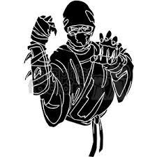 ninja clipart black and white. Simple And Ninja Clipart 001 With Ninja Clipart Black And White I